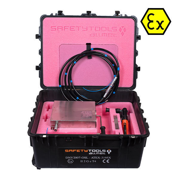A-0300 Combined cutting and weld removal solution