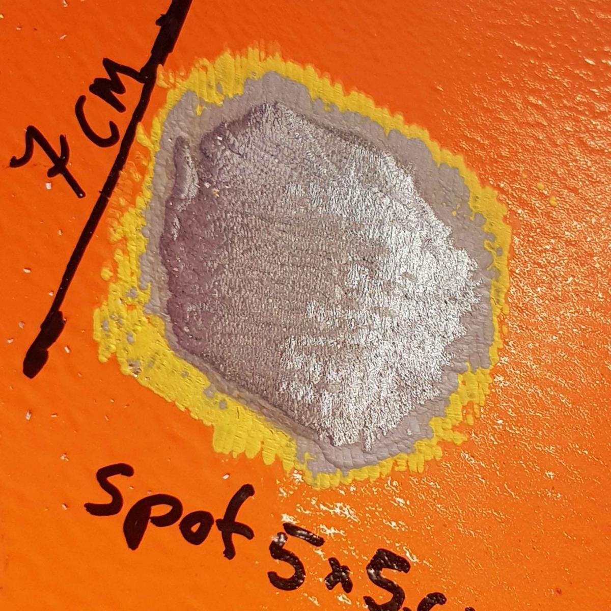 Spot grinding / Spot Reparasjon Vedlikehold