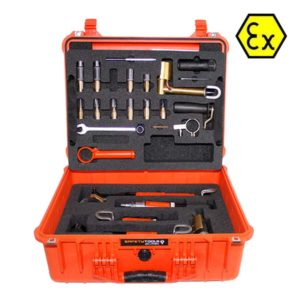 A-0044 2021 Spark-Free Grinding Kit (Limited Edition) Front