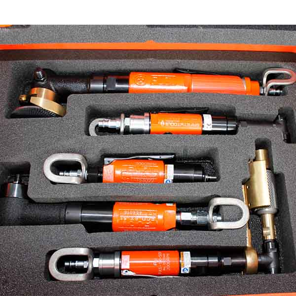 A-0044 2021 Spark-Free Grinding Kit (Limited Edition) Inside bottom