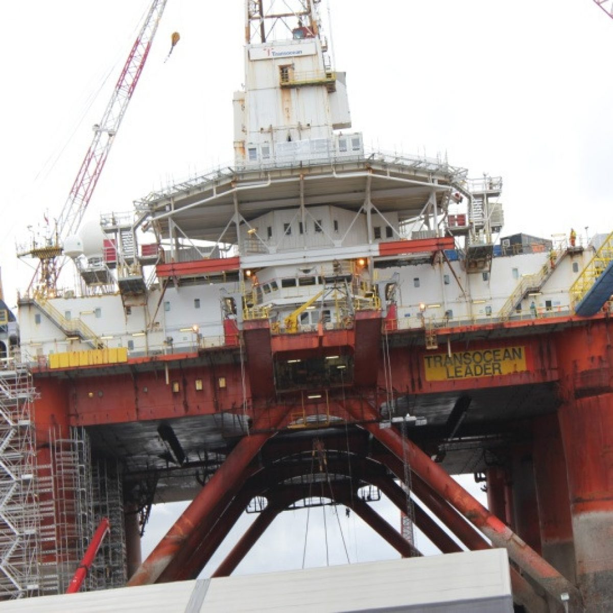 Safety Tools Case Study Transocean Leader 1