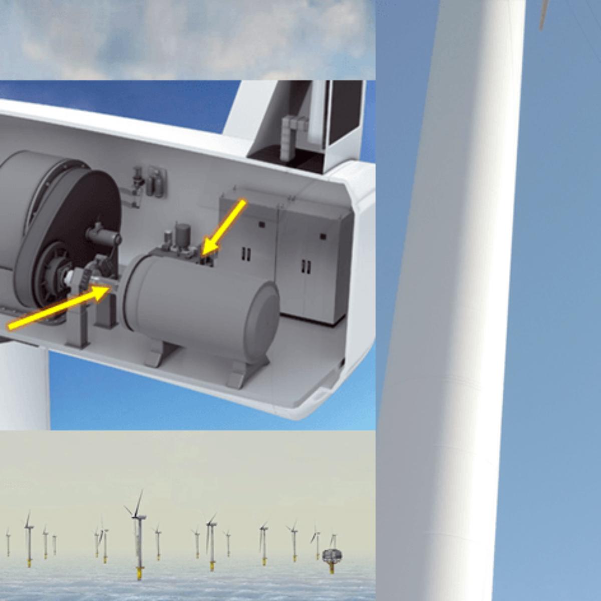 Vedlikehold på vindturbiner 2